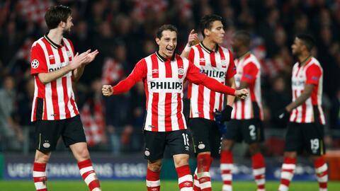 PSV ganó en casa