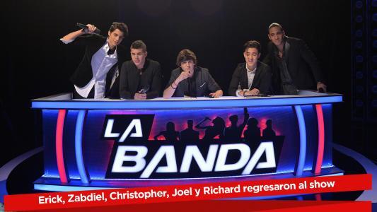 Foto a foto lo mejor de La Banda