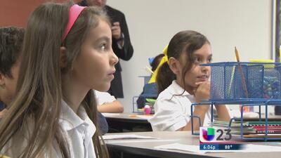 Miami Dade, con metas escolares ambiciosas
