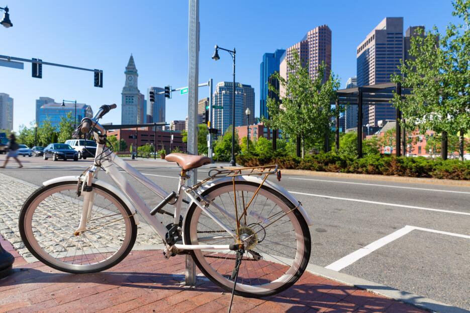 Las 10 ciudades de EEUU donde más gente va al trabajo en bicicleta 8bost...