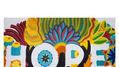 Las calles que se llenaron de poesía gracias a los murales urbanos de Boa Mistura