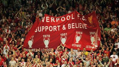 Los mejores momentos de Liverpool en la historia de la UEFA Champions League
