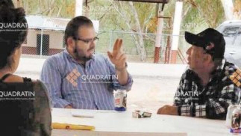 Rodrigo Vallejo fue trasladado a la Ciudad de México para declarar sobre...