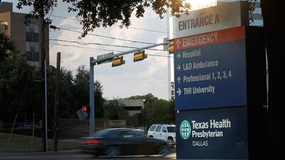 Todo lo que se sabe del primer caso de Ébola en EEUU
