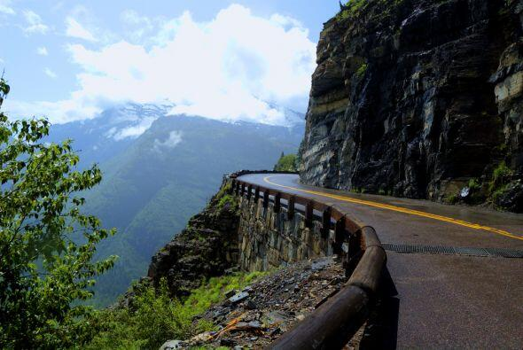 Going-to-the-Sun-Road, Glacier National Park, Montana  (Foto: Flickr)