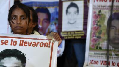 Familiares de los desaparecidos no aceptan como verdadera la versión de...