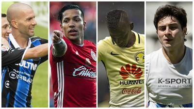 El Top 10 de los jugadores de la fecha 1 del Univision Deportes Fantasy del A2016