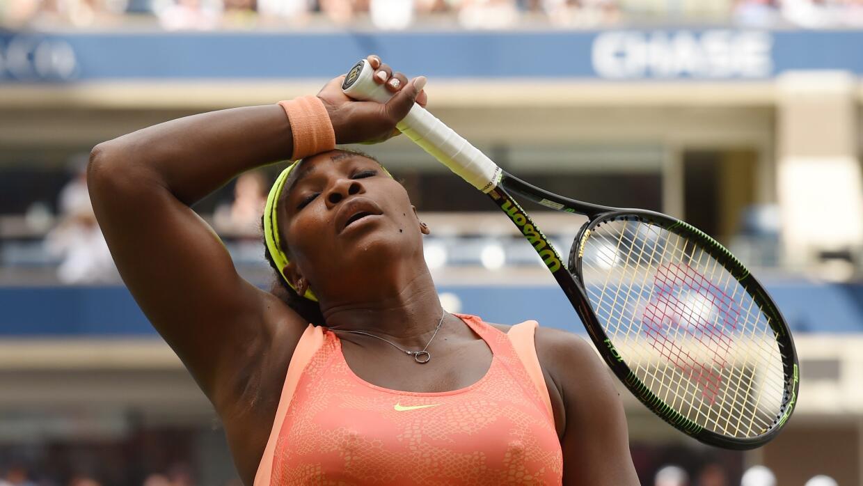 Serena Williams necesita asimilar su derrota en el US Open.