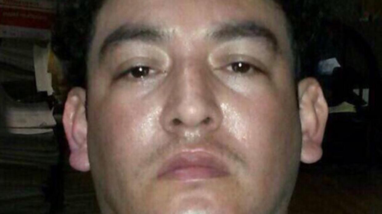 Ángel Eduardo Prado, alias El Ciclón 7, líder del c...