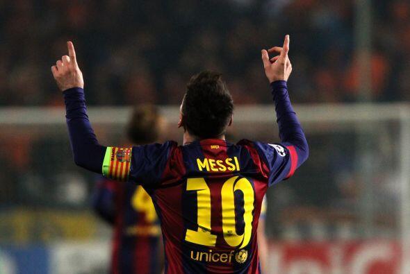 El delantero argentino del Barcelona no se quea atrás, el sitio web lo t...