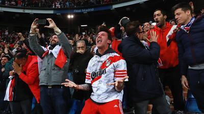 Así festeja la afición de River Plate el título de Libertadores alrededor del mundo