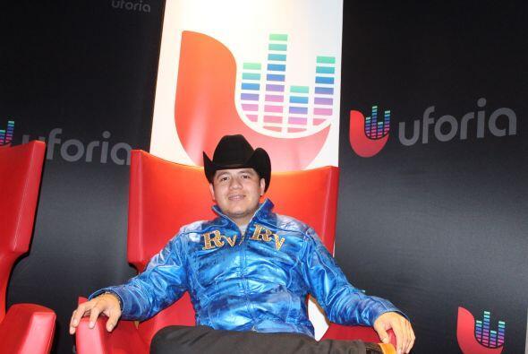 Remmy Valenzuela nos confesó que es un fanático de la aplicación Uforia.