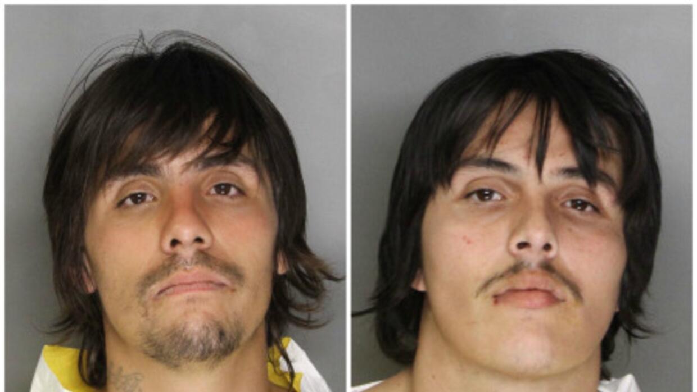Kevin y Cody Martinez, de 26 años.