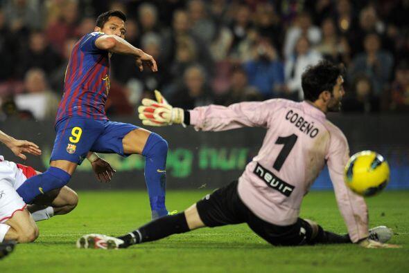 Guardiola lo puso a jugar de centro-delantero y funcionó.