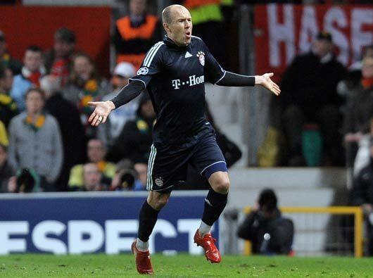 Y con un golazo para el recuerdo, Arjen Robben puso el 3-2 final que le...