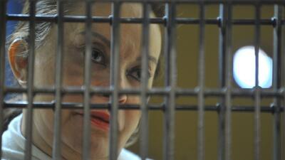 Liberan a Elba Esther Gordillo, la exlíder sindical mexicana acusada de lavado de dinero en México