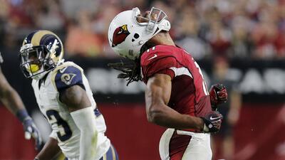 Highlights Semana 10: St. Louis Rams vs. Arizona Cardinals