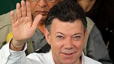 Santos ganó en Colombia y Mockus será su rival por la presidencia en seg...