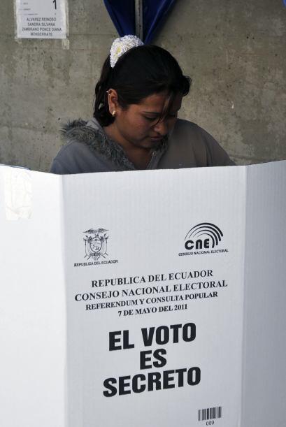El mandatario confía que la mayoría votará con un '...