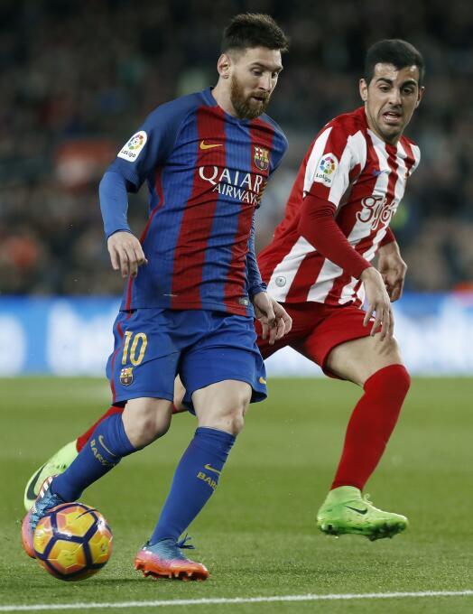 En fotos: el Barcelona le pasó por encima al Sporting en La Liga 6362399...