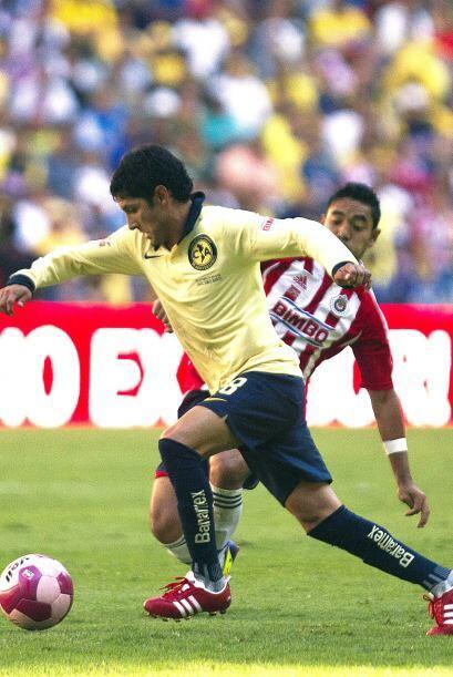 Ángel Reyna dijo que América tenía un capitán de agua y una defensa de p...