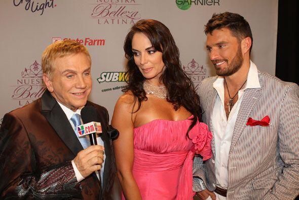 Osmel no perdió la oportunidad para criticar a las participantes del show.