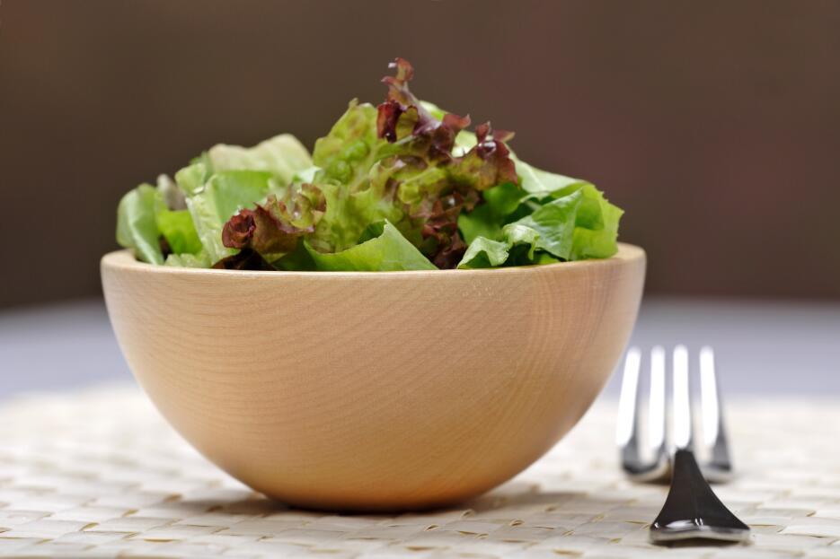 La ensalada más fácil de preparar y más fácil de combinar con cualquier...