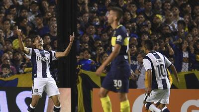 Boca Juniors cae en la Bombonera ante Talleres, pero se mantiene puntero