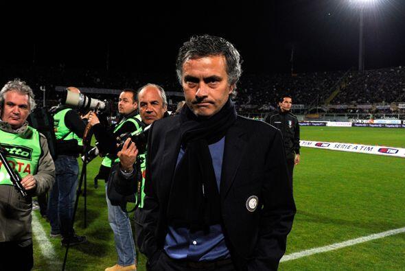Jose Mourinho no quedó nada contento con el accionar de su equipo.