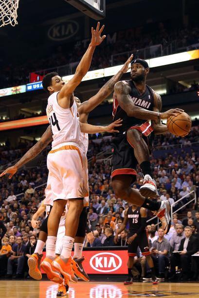 El gran LeBron James nos da un Heat con su selección de mú...