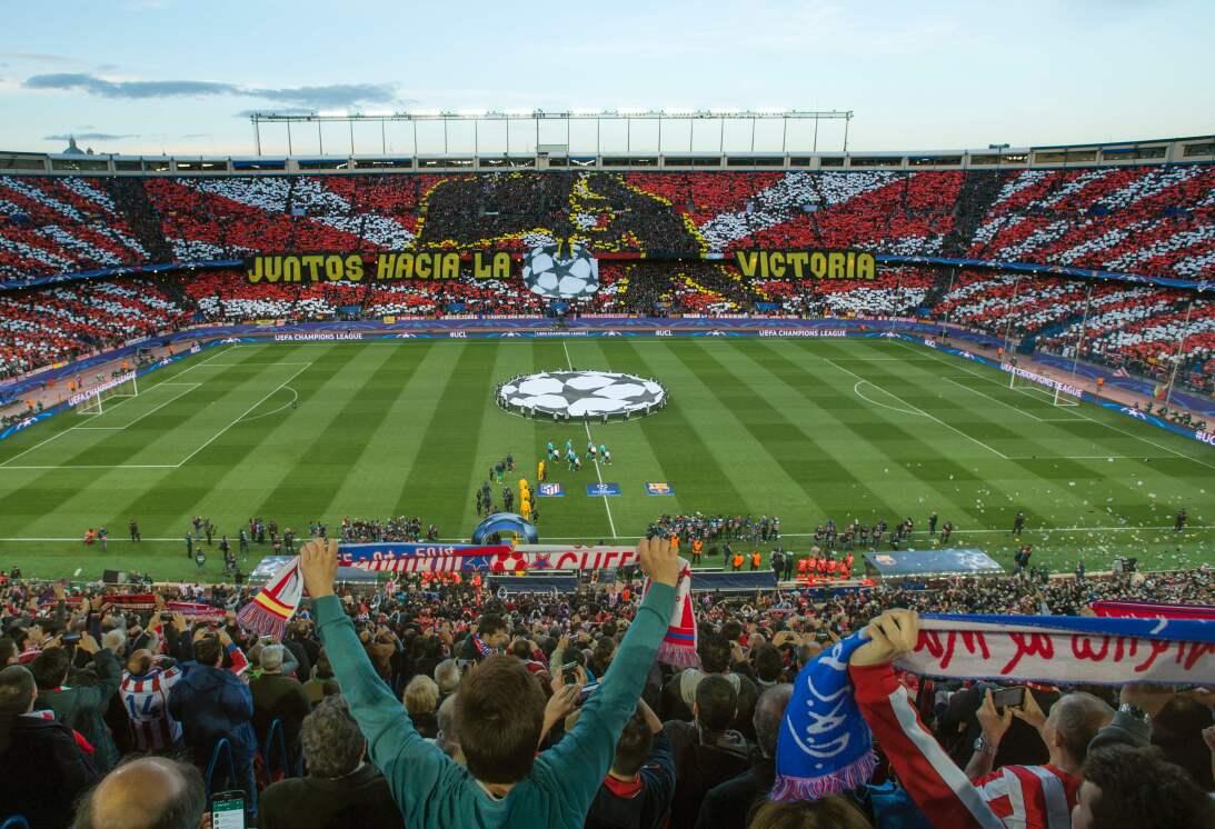 América y más mosaicos espectaculares en el fútbol mundial Atletico.jpg