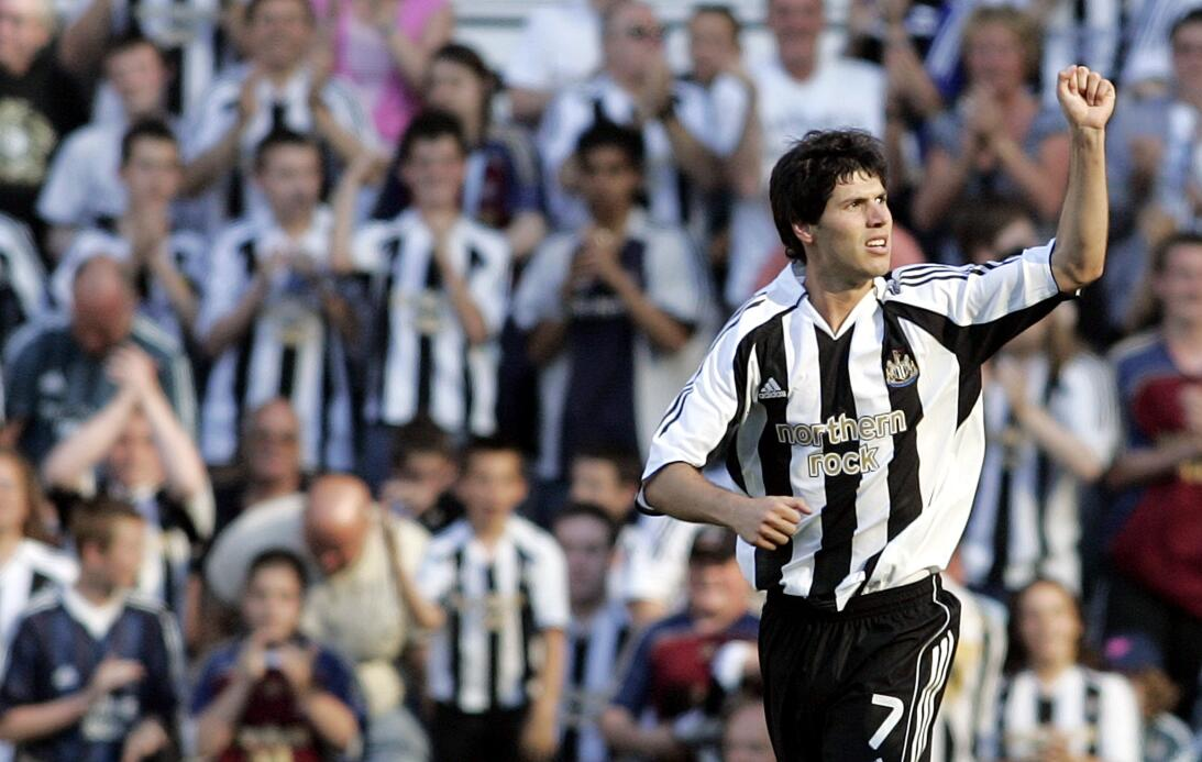 17. Albert Luque (España) - Newcastle United