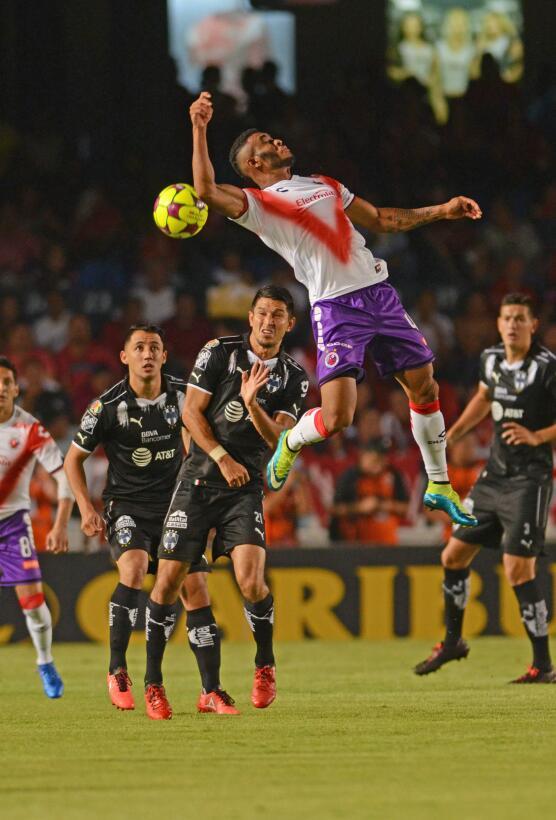 Veracruz se acerca a la salvación Jesus Molina Monterrey y Freddy Hinest...