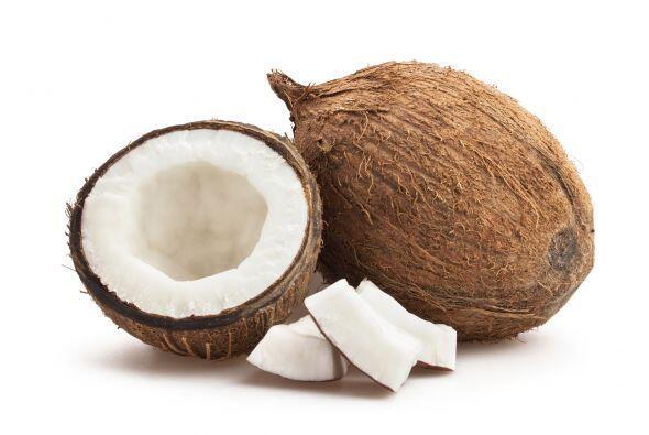 Coco. Esta fruta del cocotero es súper refrescante. No te lo pierdas en...