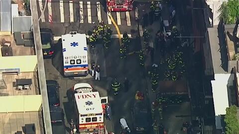 'Nueva York en un Minuto': más de 30 personas resultaron afectadas por u...
