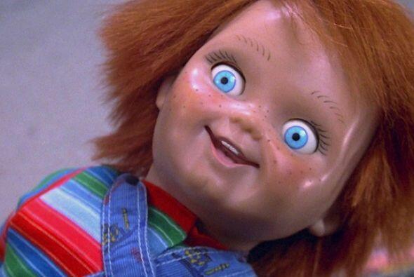 Chucky nos sorprendió a todos en 1988 contándonos la historia de un muñe...