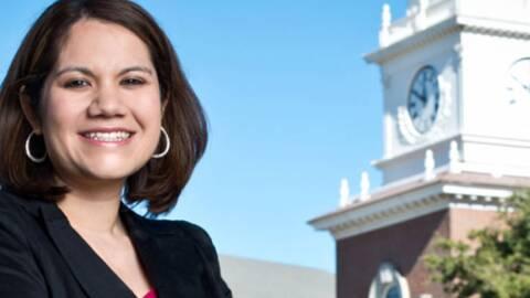 Andrea Ramírez, directora ejecutiva de la Coalición Fe y E...