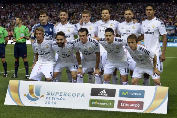 El poderoso Real Madrid sucumbió nuevamente ante la garra y empuje de lo...