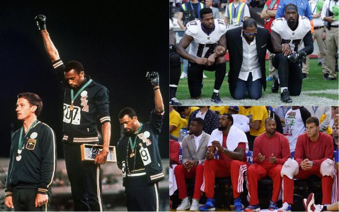 Protestas representativas en la historia del mundo deportivo protesta-de...
