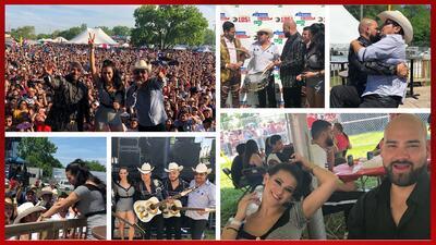 Sol, calor, y buena música: los mejores momentos de las Fiestas de Mayo en Chicago