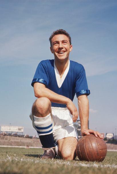 Jimmy Graves es el máximo anotador en Inglaterra. Hizo 357 goles en 516...