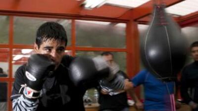 Erik 'Terrible' Morales quiere hacer historia.