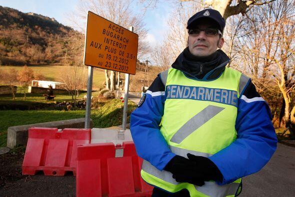 Las autoridades ya anunciaron que para la fecha van a cerrar el perímetr...