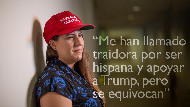 Jessica Fernández es una pequeña empresaria hija de inmigrantes cubanos.