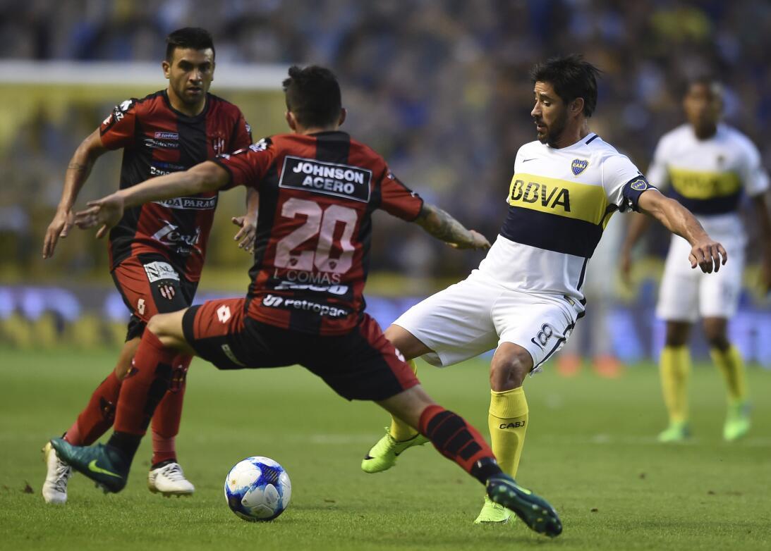 Lesiones insólitas de futbolistas al celebrar un gol gettyimages-6692065...