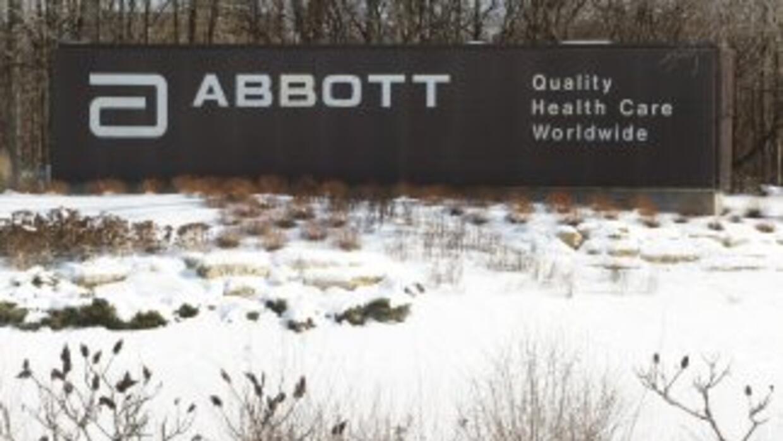 Abbott tiene un volumen de negocios de $22 mil millones al año.
