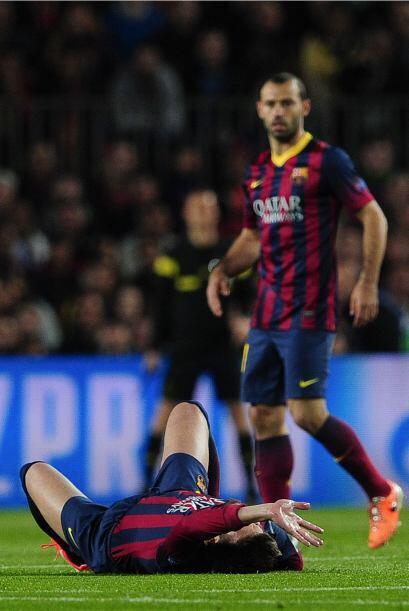 Los ojos del mundo estaban puestos en este joven futbolista.