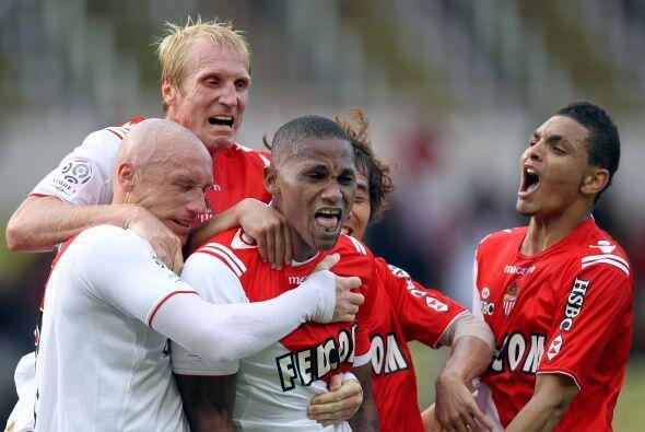 Por favor, si este es el festejo de jugador monegasco Georgie Welcome......