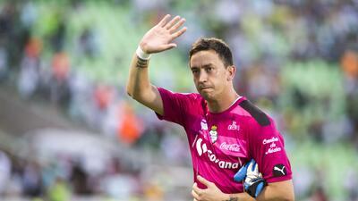Agustín Marchesín