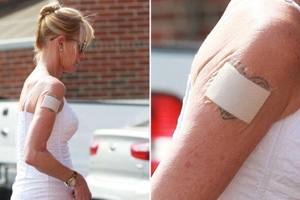 ¿Ahora sí el tatuaje se fue para siempre?